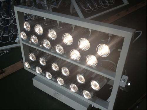 ¿Qué son los reflectores LED?